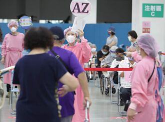 AZ第二劑擴大至52歲以上 9/29開打