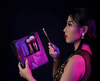 不輸專櫃質感 台灣3品牌推化妝刷具 追求精緻妝容必備