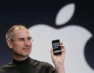 賈伯斯逝世10周年 當年1動作震撼全場 決定iPhone生死