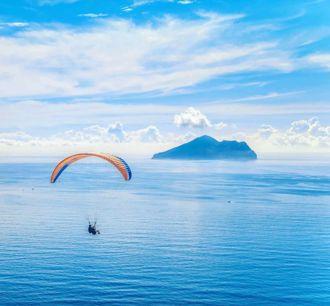 【宜蘭旅遊】衝浪、飛行傘一次滿足,你所不能錯過的外澳沙灘
