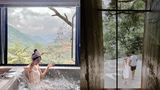 全台溫泉飯店推薦|無敵山景享精緻午餐 冬季必訪的泡湯推薦