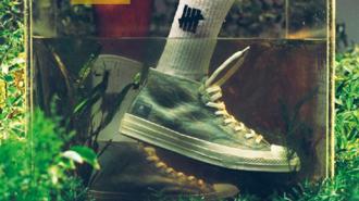 新一代叢林冒險王!UNDEFEATED x Converse Chuck 70最新聯名,虎紋迷彩軍事風超搶眼
